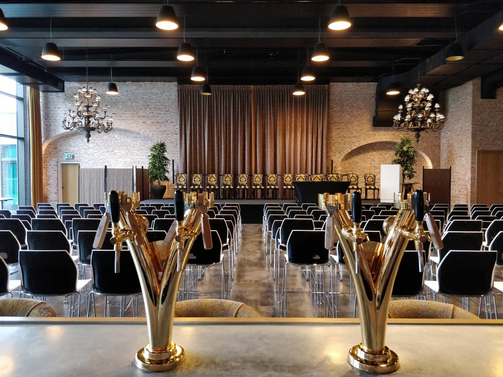 Het Bierkasteel - Feestzaal - Feestlocatie - Brouwerij - Restaurant - Industrieel - Izegem (West-Vlaanderen) - House of Events - 16