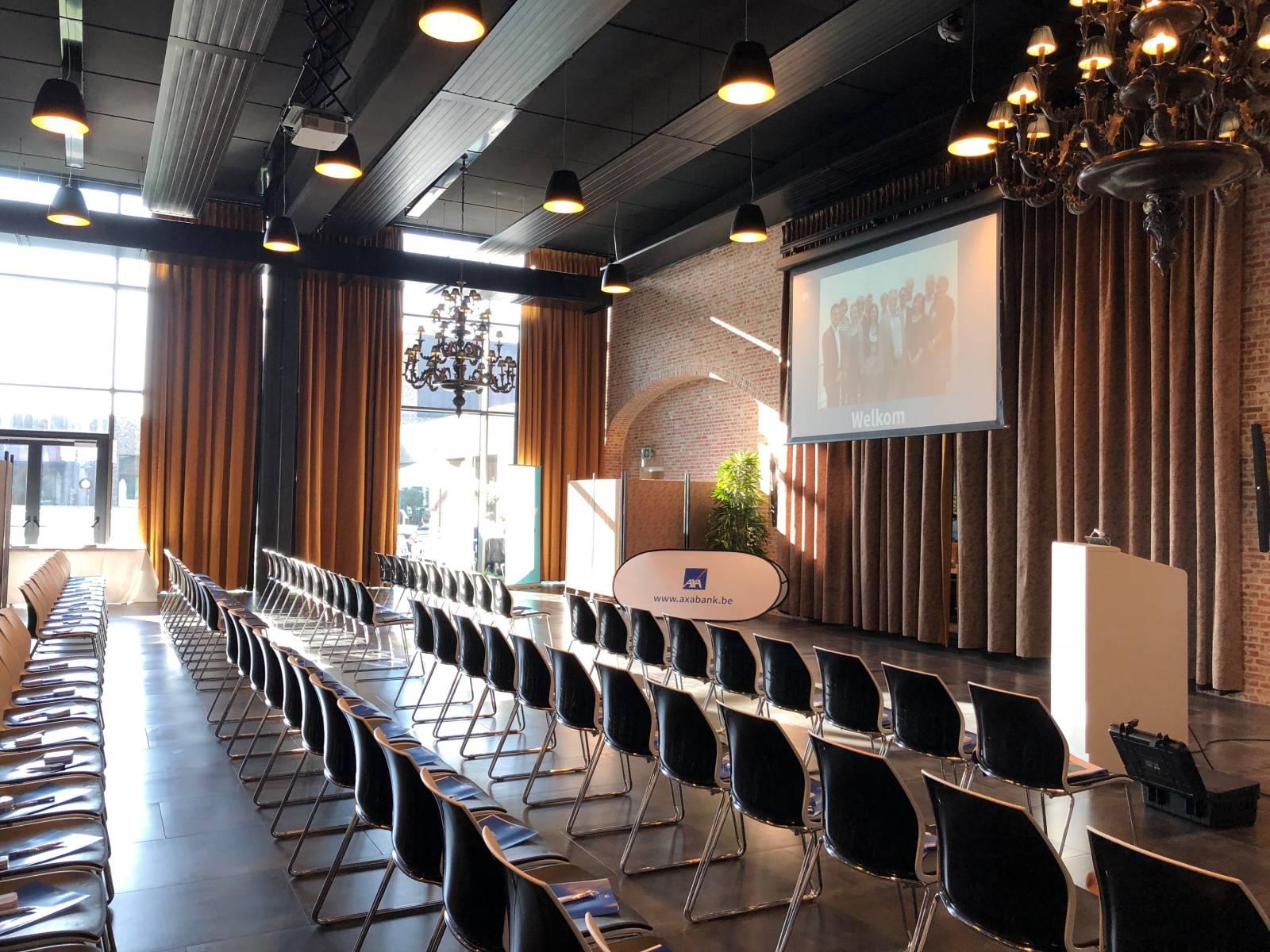 Het Bierkasteel - Feestzaal - Feestlocatie - Brouwerij - Restaurant - Industrieel - Izegem (West-Vlaanderen) - House of Events - 20