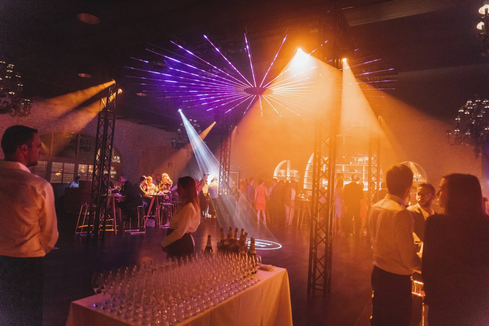 Het Bierkasteel - Feestzaal - Feestlocatie - Brouwerij - Restaurant - Industrieel - Izegem (West-Vlaanderen) - House of Events - 4