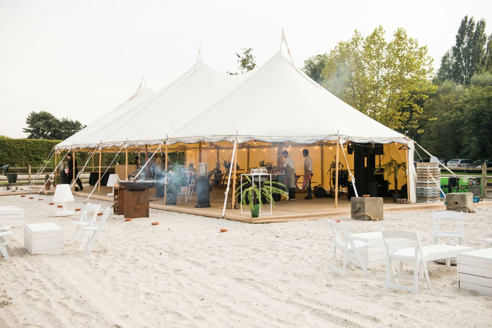 Hoeve de Blauwpoorte - Feestzaal - Feestlocatie - Hoeve - Kortrijk (West-Vlaanderen) - House of Events - 10