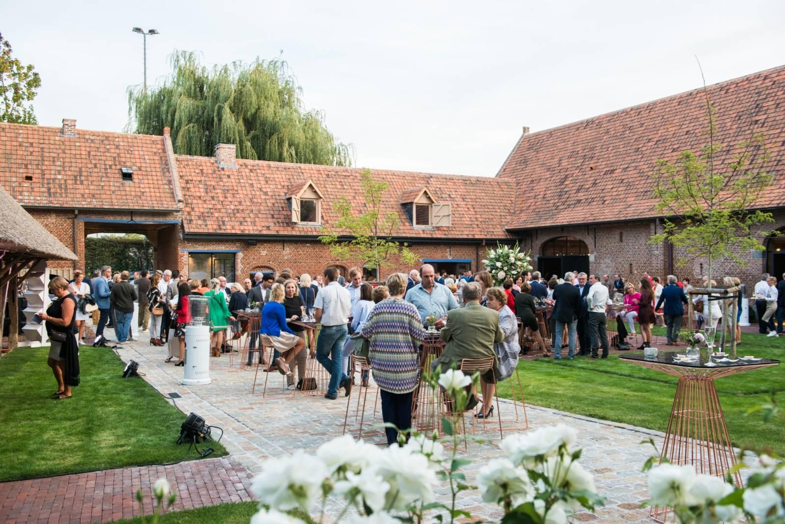 Hoeve de Blauwpoorte - Feestzaal - Feestlocatie - Hoeve - Kortrijk (West-Vlaanderen) - House of Events - 20