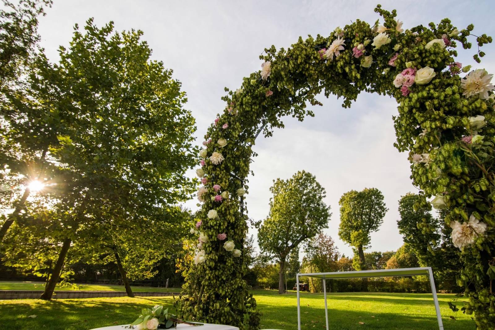Hoeve de Blauwpoorte - Feestzaal - Feestlocatie - Hoeve - Kortrijk (West-Vlaanderen) - House of Events - 3