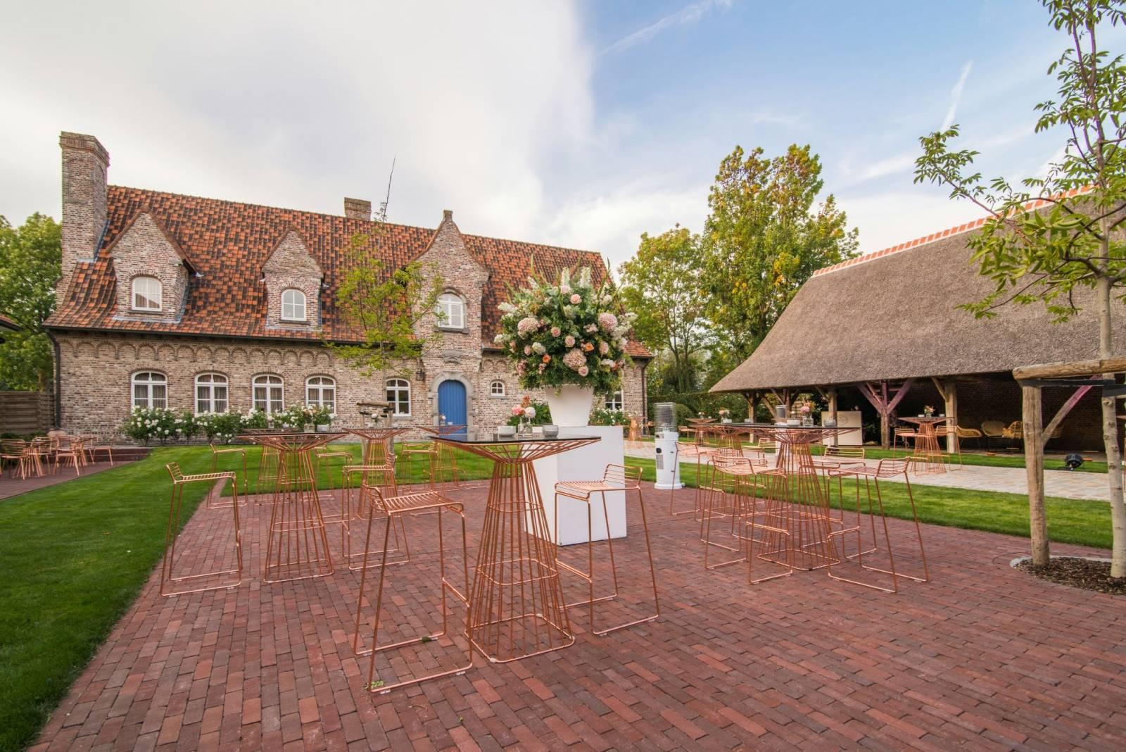 Hoeve de Blauwpoorte - Feestzaal - Feestlocatie - Hoeve - Kortrijk (West-Vlaanderen) - House of Events - 6