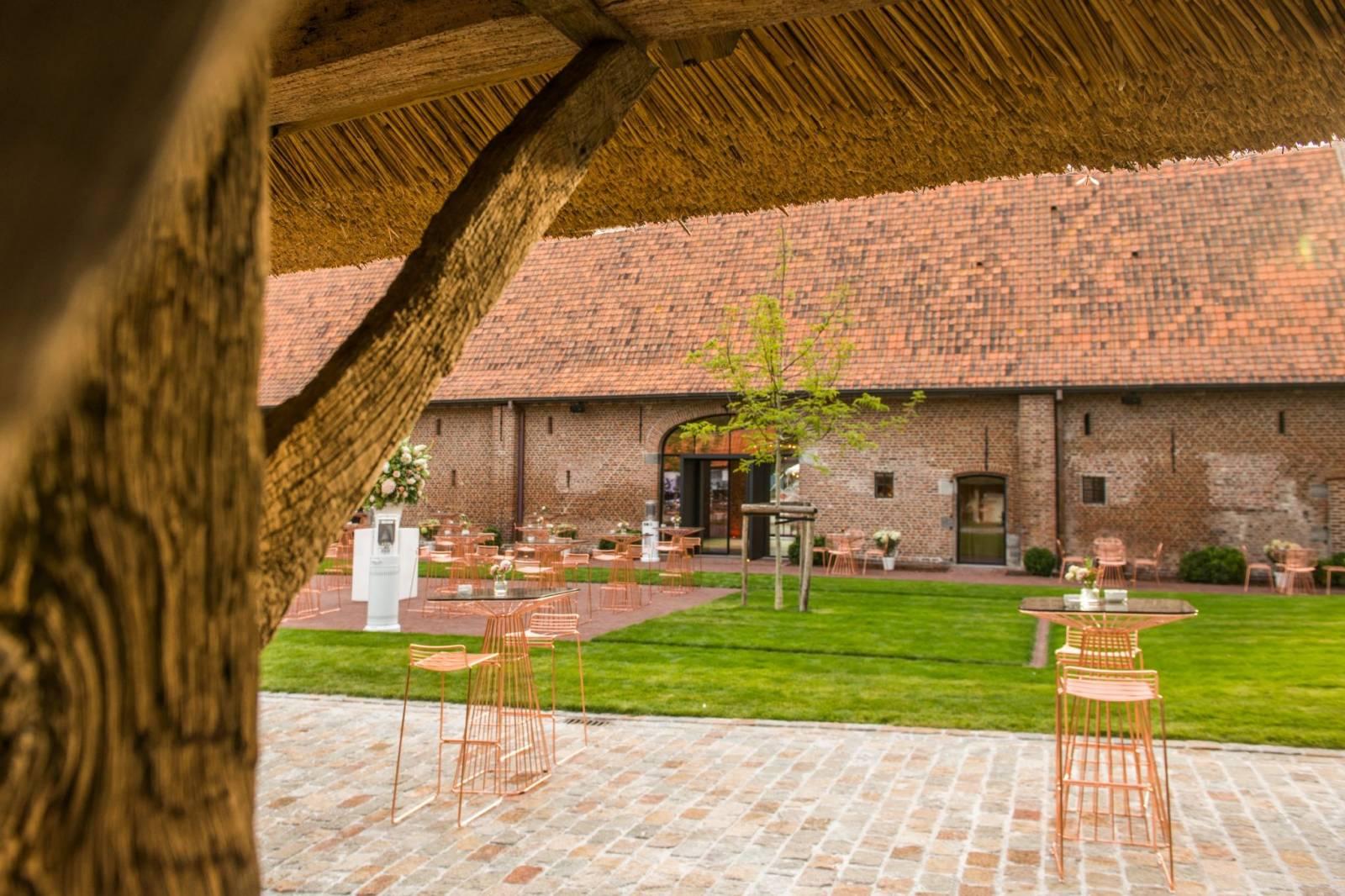 Hoeve de Blauwpoorte - Feestzaal - Feestlocatie - Hoeve - Kortrijk (West-Vlaanderen) - House of Events - 9