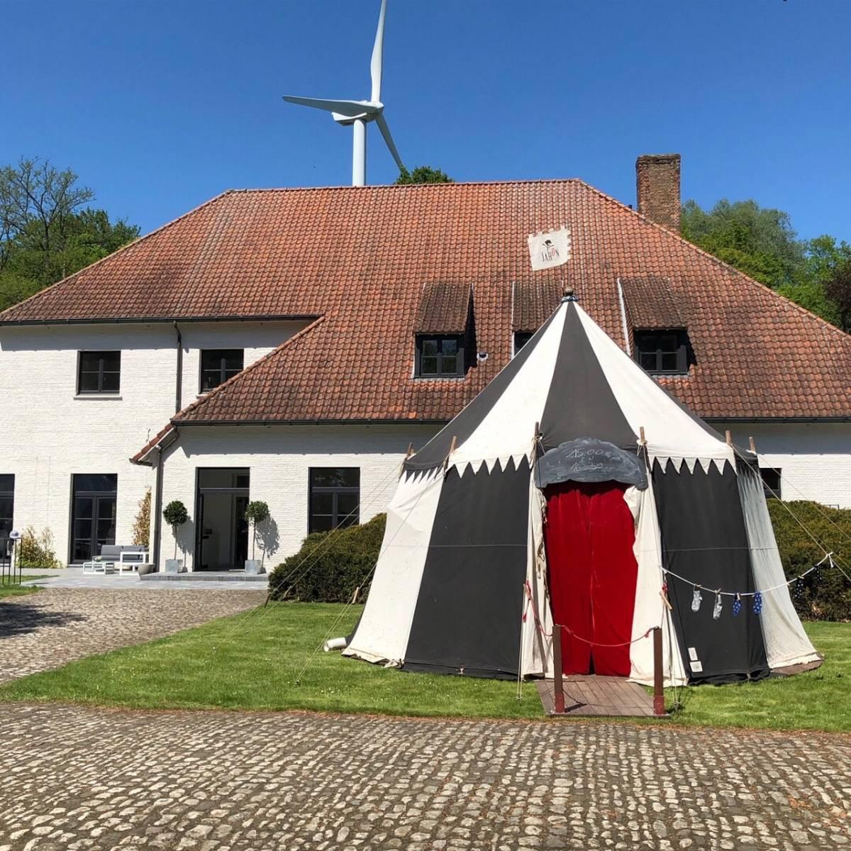 Hof ten Laere - Feestzaal - Feestlocatie - Schelle (Antwerpen) - House of Events - 17