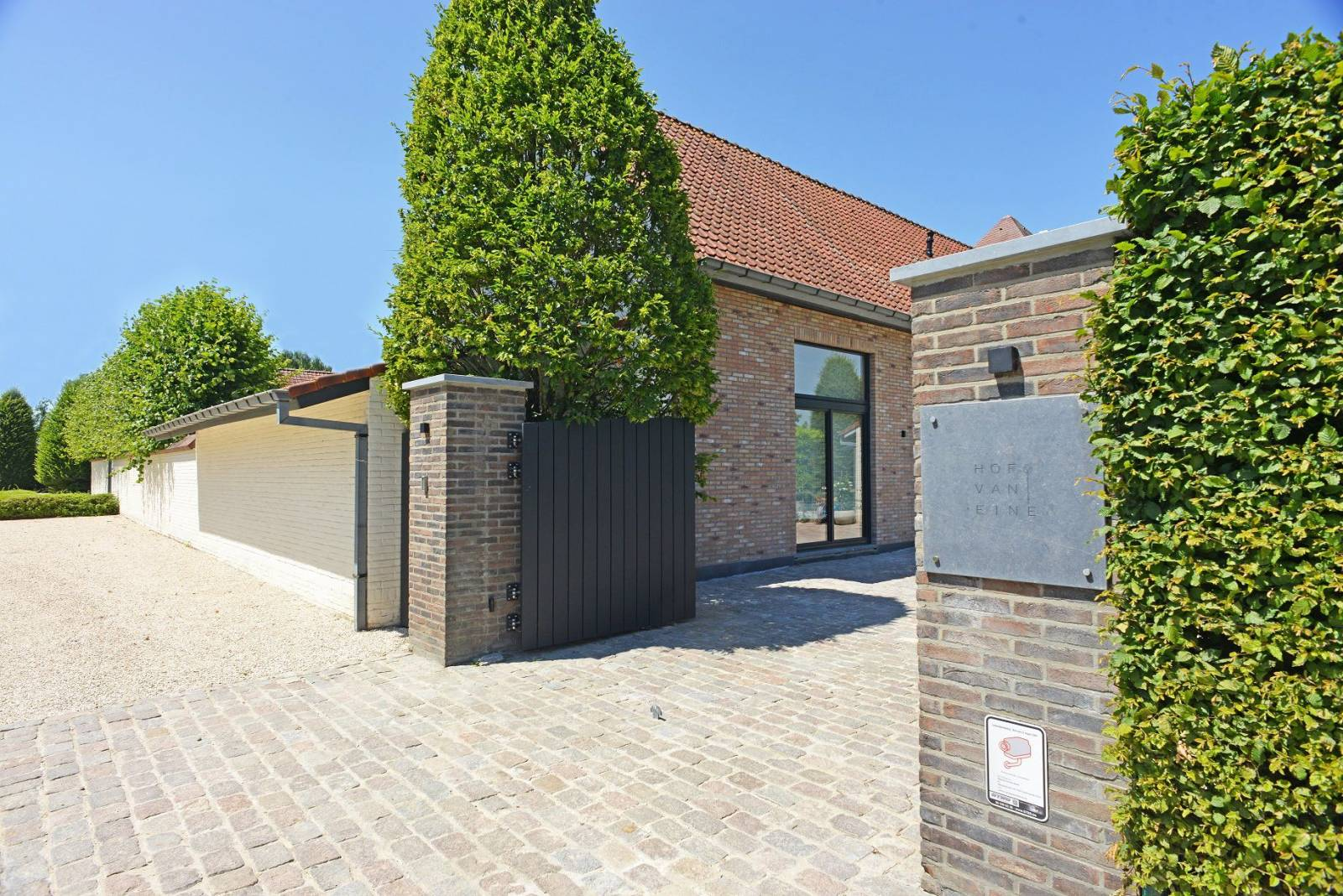Hof van Eine - Evenlocatie - House of Events  - 30
