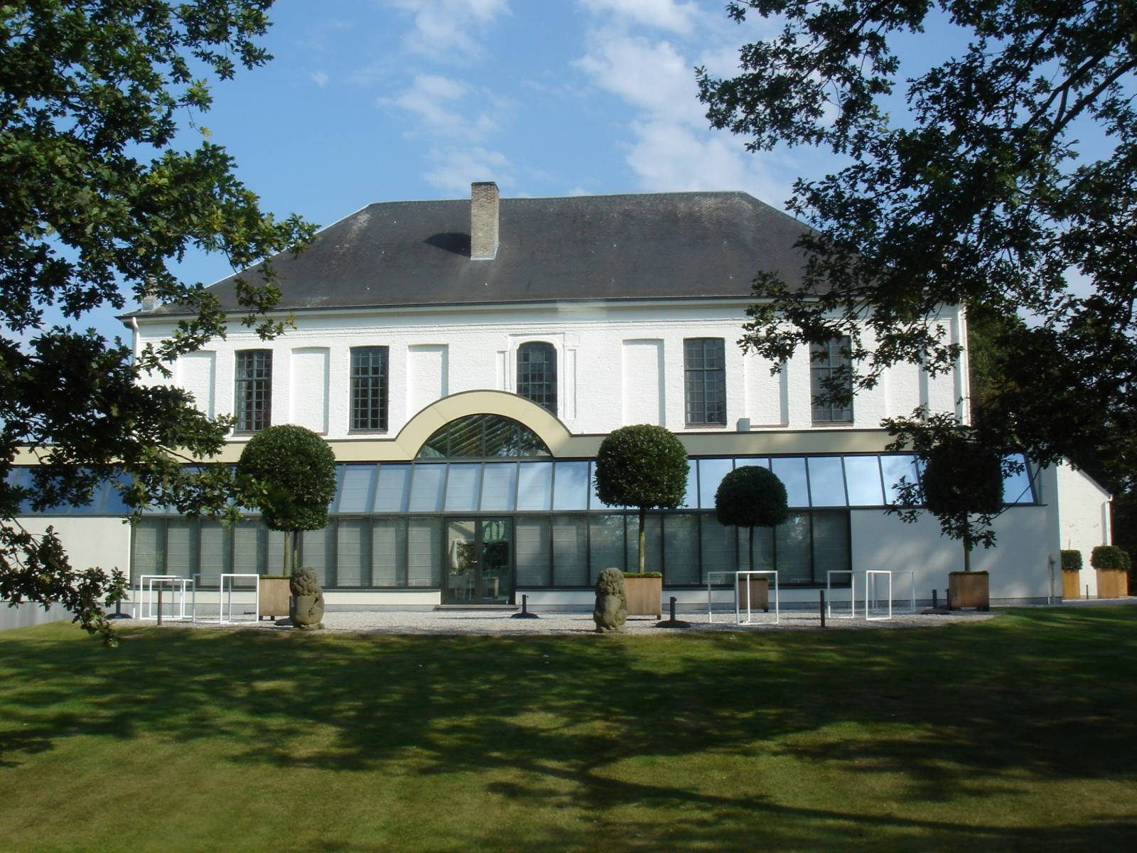 House of Weddings Kasteel Te Lake Feestzaal Oost-Vlaanderen Catering Ceremonie Zulte Gent (24)
