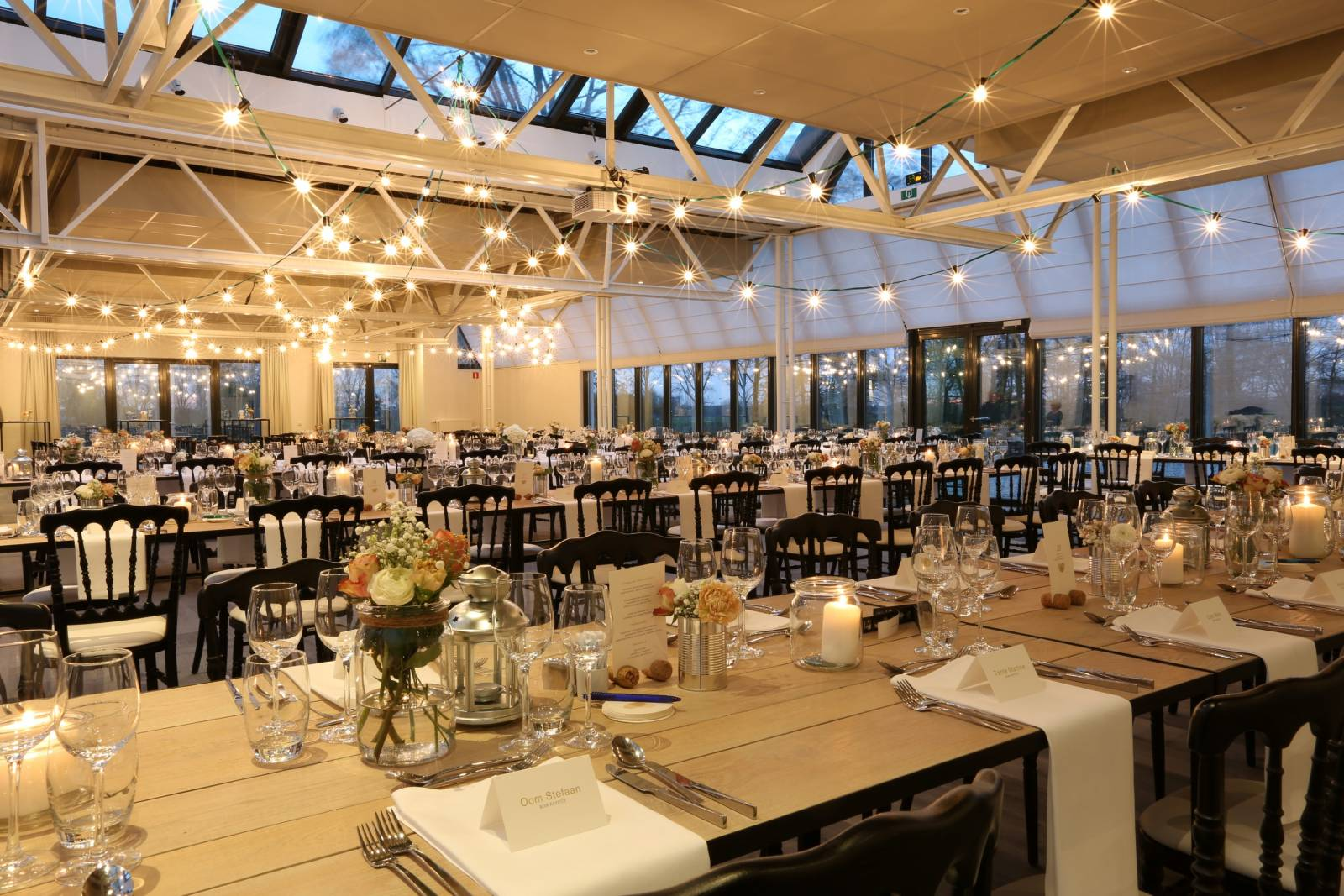 House of Weddings Kasteel Te Lake Feestzaal Oost-Vlaanderen Catering Ceremonie Zulte Gent (28)