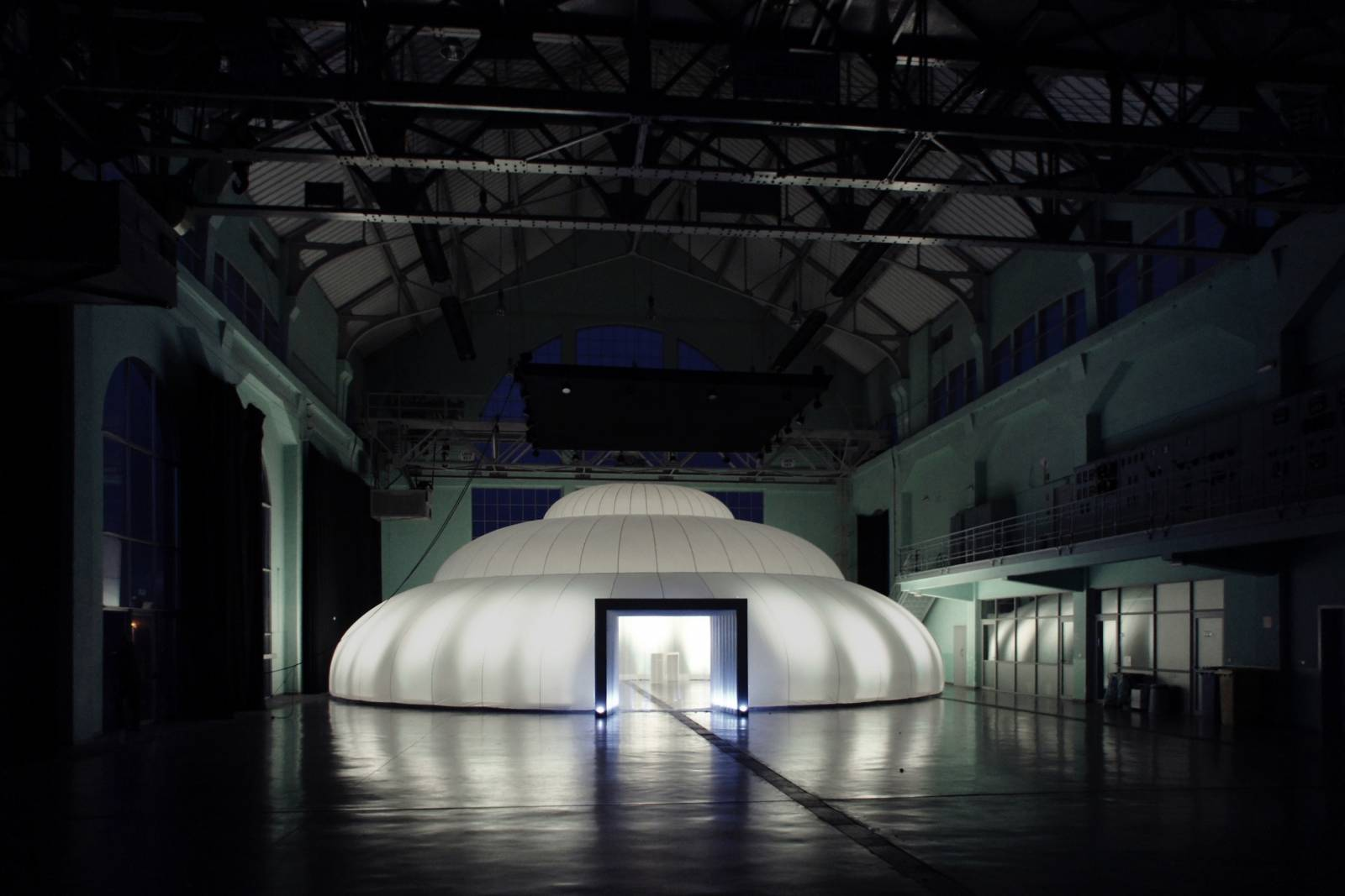 Insphere - Indoor Tent - Dome - House of Weddings - Events - 1