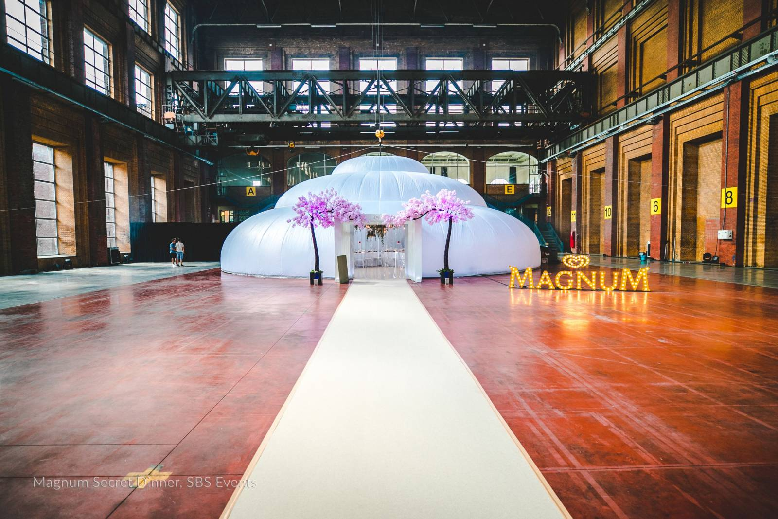 Insphere - Indoor Tent - Dome - House of Weddings - Events - 2