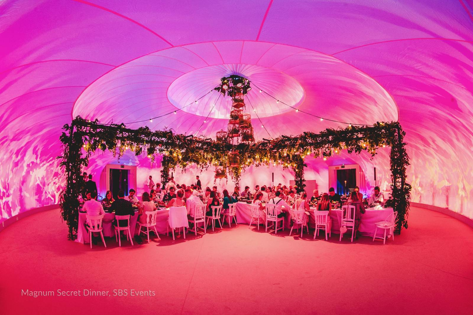Insphere - Indoor Tent - Dome - House of Weddings - Events - 7