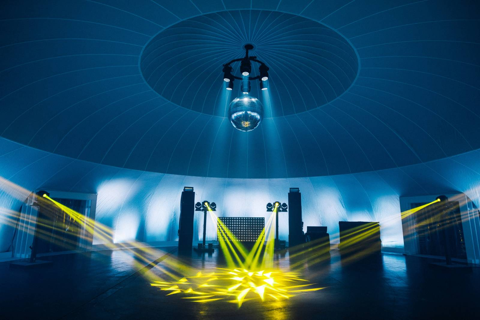 Insphere - Indoor Tent - Dome - House of Weddings - Events - 9