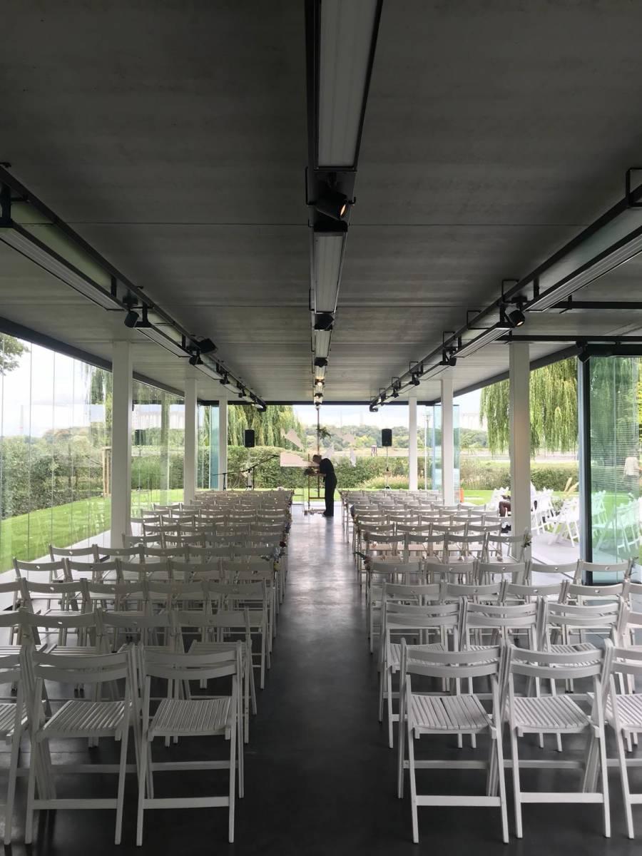KAS Kunst aan de Stroom - Feestlocatie - Eventlocatie - Feestzaal - House of Events & House of Weddings - 1 (1)