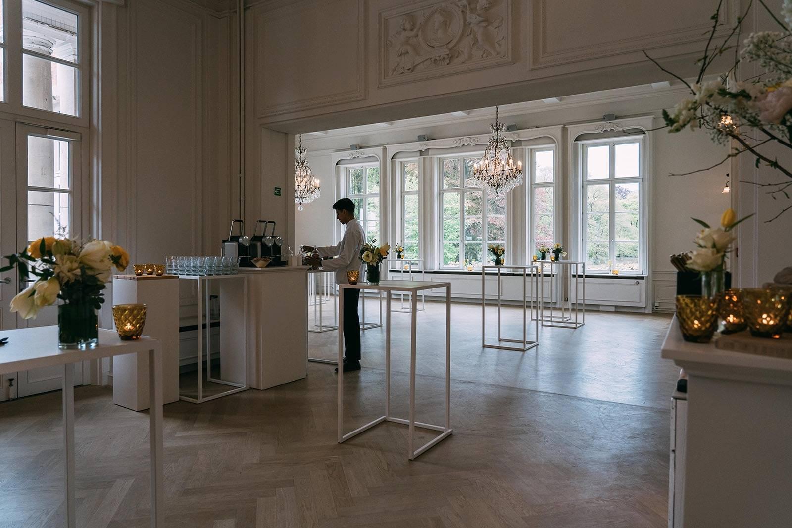 Kasteel Van Brasschaat - Eventlocatie - Feestzaal - Trouwzaal - House of Events & House of Weddings - 10