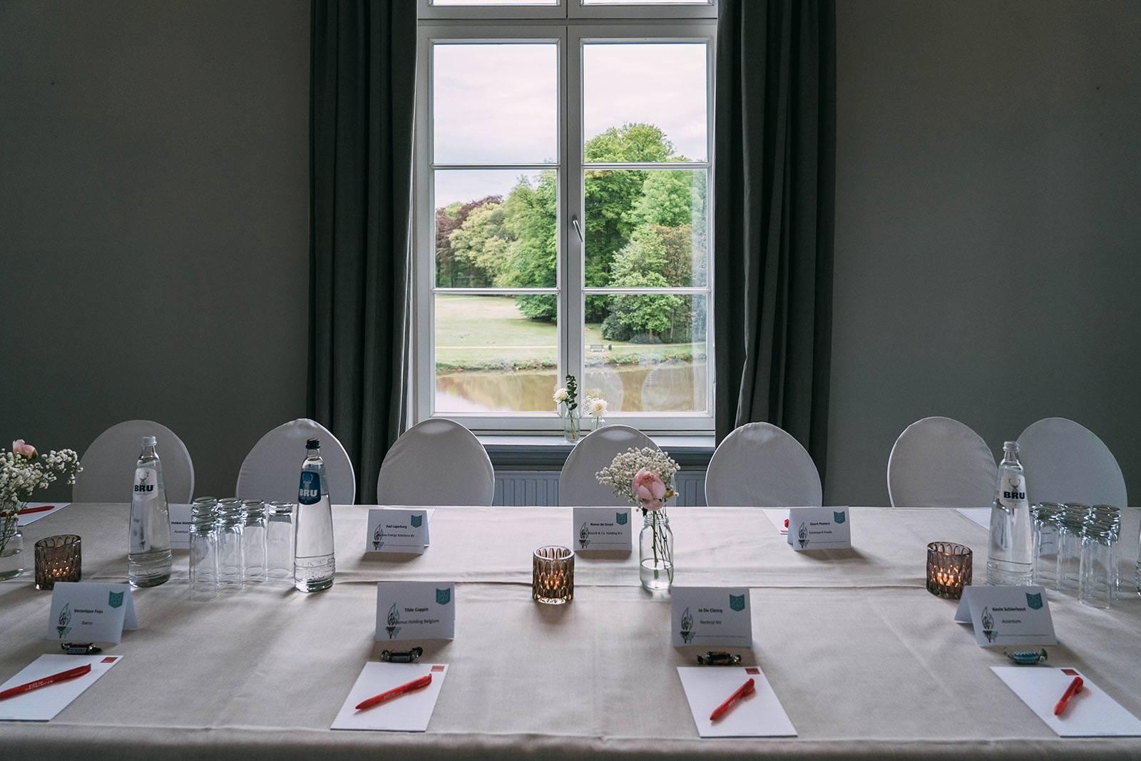 Kasteel Van Brasschaat - Eventlocatie - Feestzaal - Trouwzaal - House of Events & House of Weddings - 13