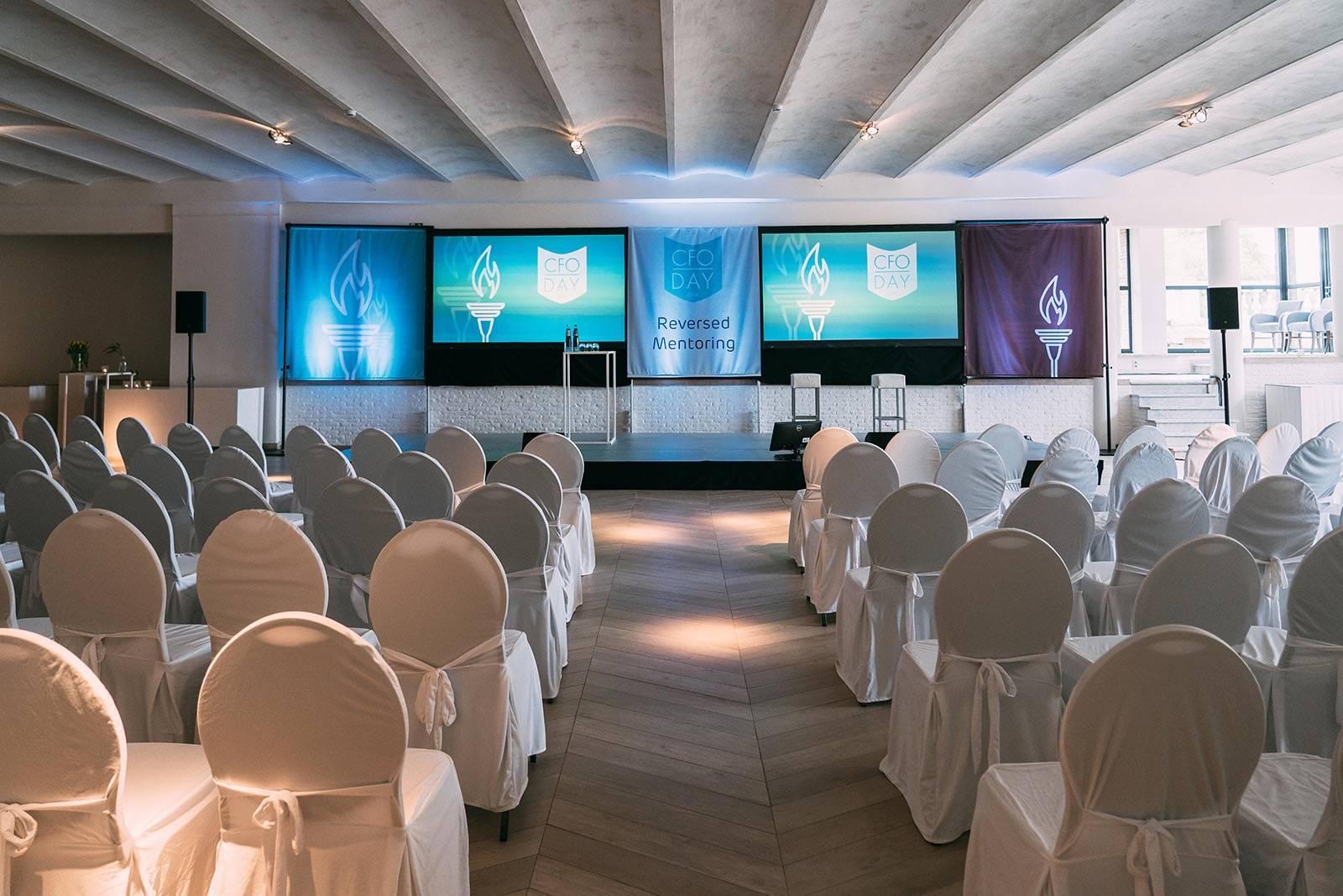 Kasteel Van Brasschaat - Eventlocatie - Feestzaal - Trouwzaal - House of Events & House of Weddings - 19