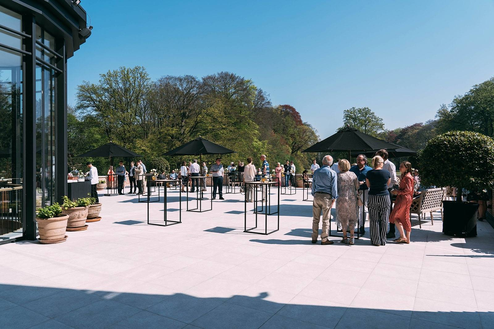Kasteel Van Brasschaat - Eventlocatie - Feestzaal - Trouwzaal - House of Events & House of Weddings - 27