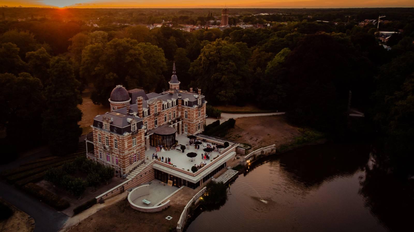 Kasteel Van Brasschaat - Eventlocatie - Feestzaal - Trouwzaal - House of Events & House of Weddings - 7