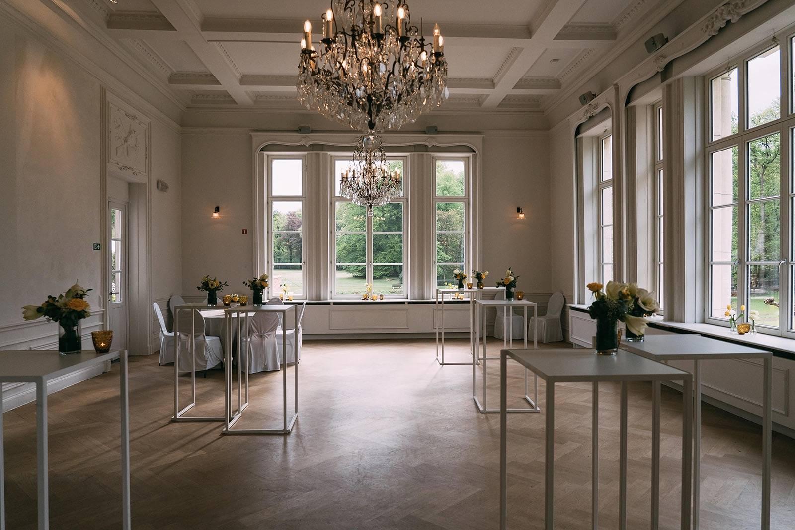 Kasteel Van Brasschaat - Eventlocatie - Feestzaal - Trouwzaal - House of Events & House of Weddings - 8