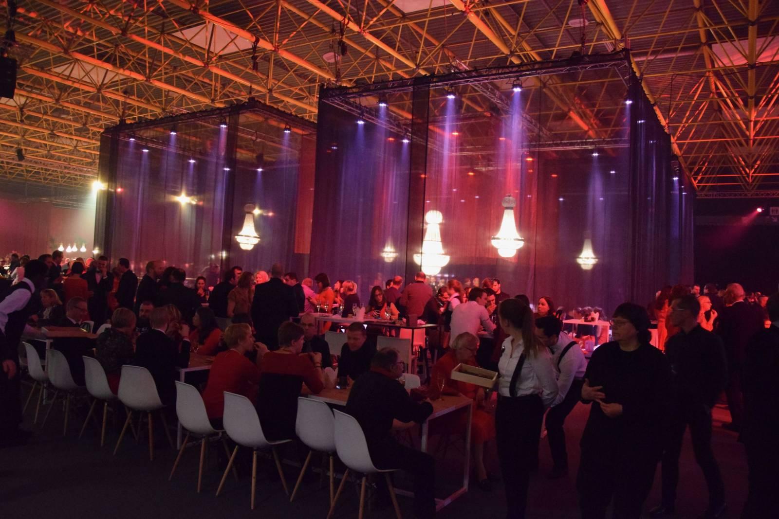 Kortrijk Xpo - Eventlocatie - Feestzaal - Kortrijk - Expohal - House of Events - 21