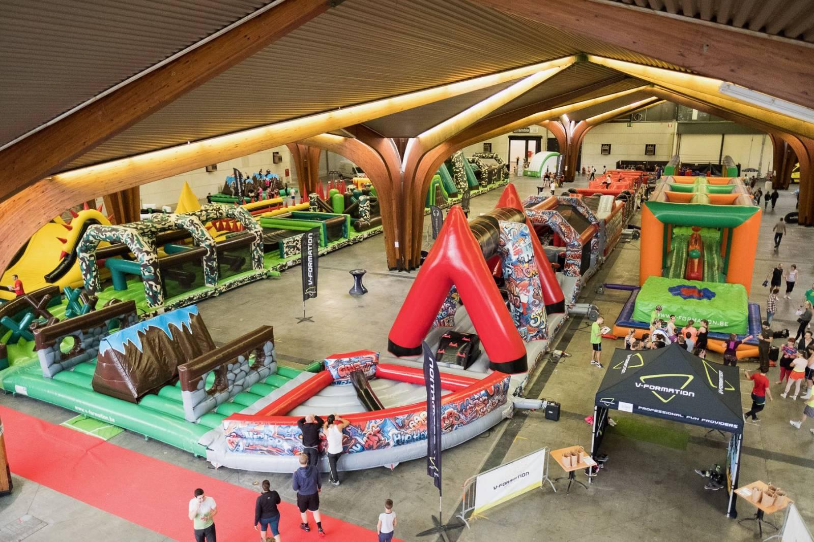 Kortrijk Xpo - Eventlocatie - Feestzaal - Kortrijk - Expohal - House of Events - 24