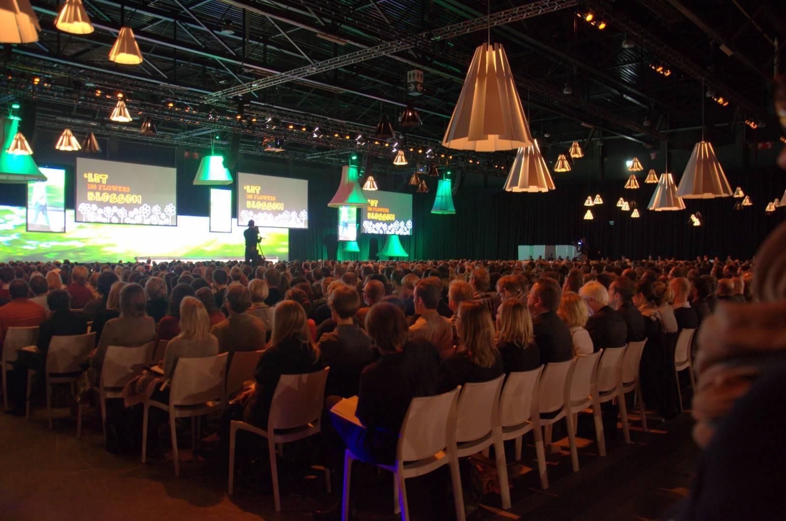 Kortrijk Xpo - Eventlocatie - Feestzaal - Kortrijk - Expohal - House of Events - 3