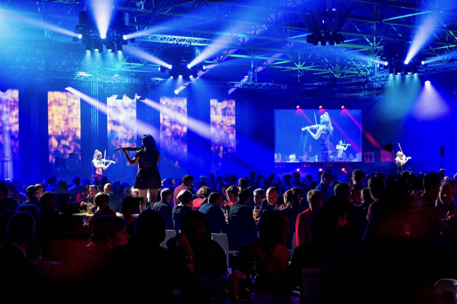 Kortrijk Xpo - Eventlocatie - Feestzaal - Kortrijk - Expohal - House of Events - 4
