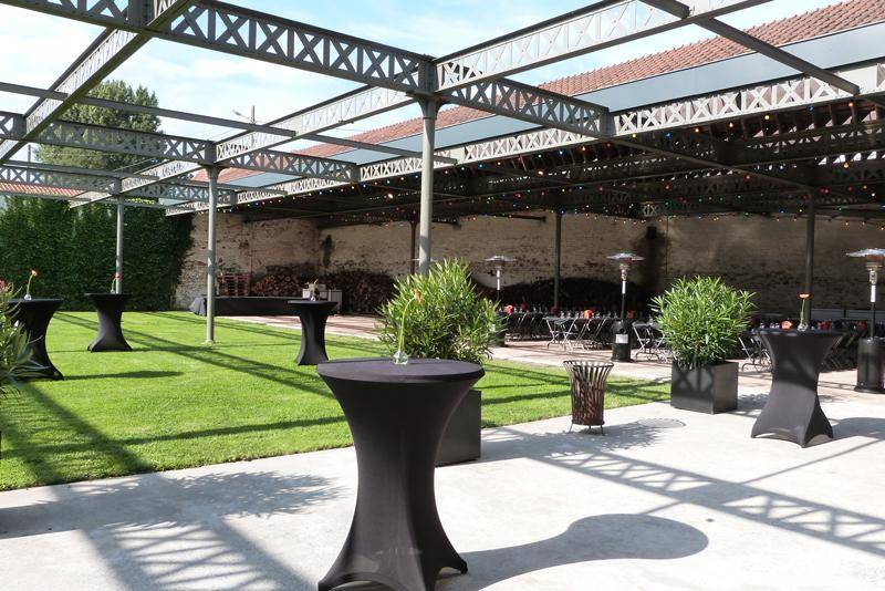 Les Bonneteries - Eventlocatie - Feestzaal - Loft - House of Events 7