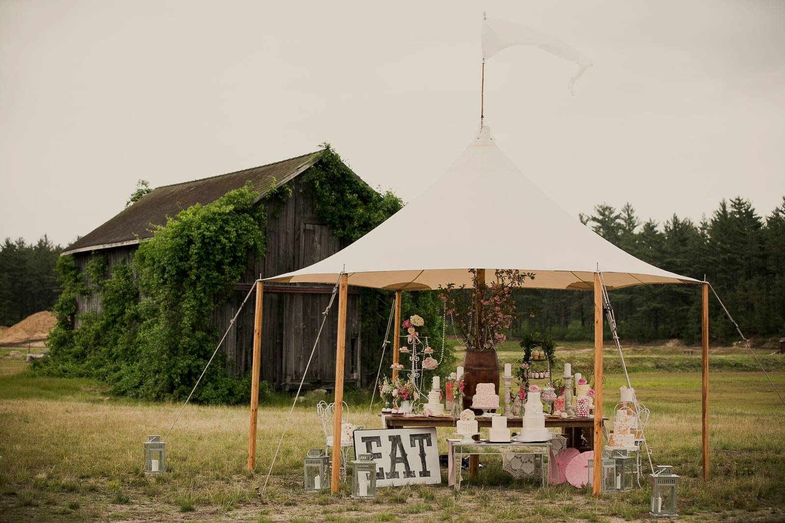Organic-Concepts - Tenten - Feesttenten - Verhuur Tenten - Silhouette tent - House of Events - 3