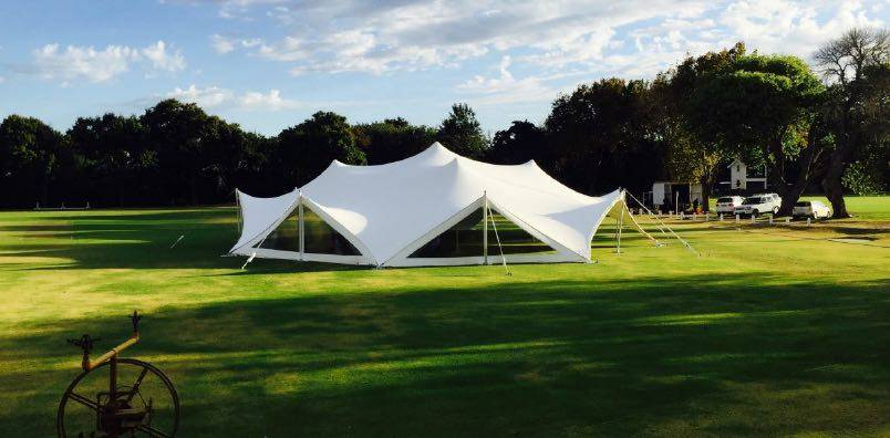 Organic-Concepts - Tenten - Feesttenten - Verhuur Tenten - Stretch - White Cloud Tent 350m2 - House of Events - 2