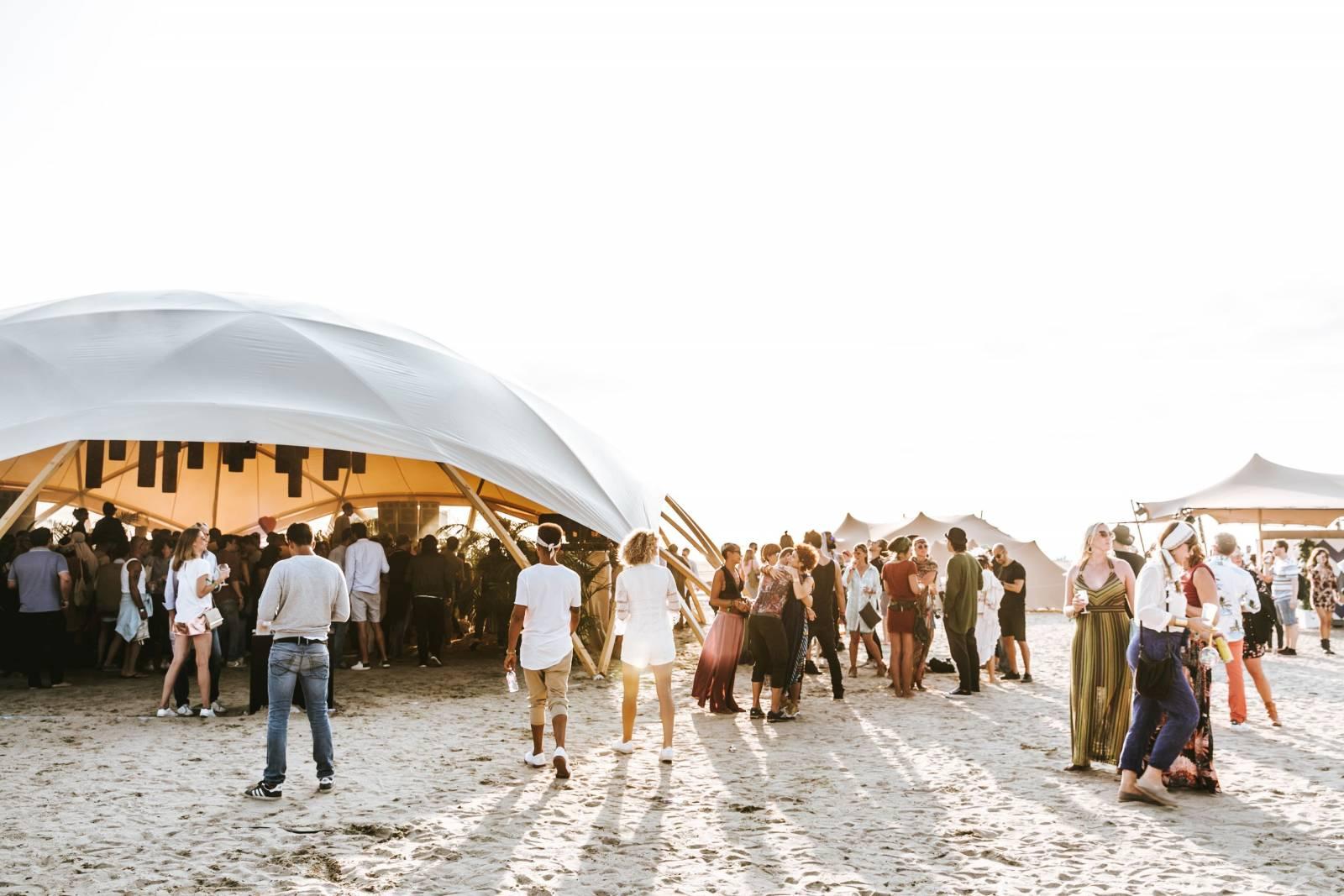 Organic-Concepts - Tenten - Feesttenten - Verhuur Tenten - Wooden Flat Dome - House of Events - 2