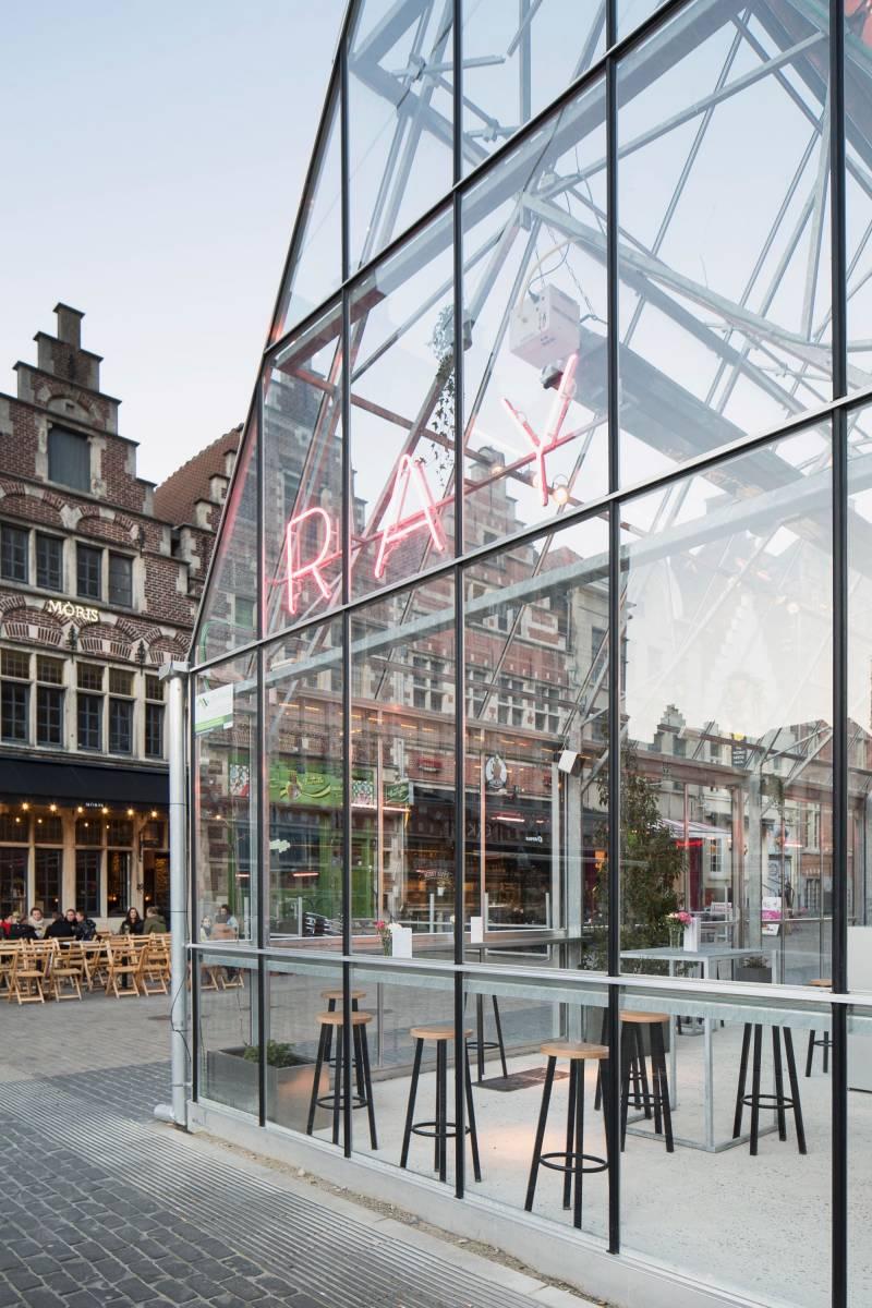 RAY - Feestzaal - Feestlocatie - Serre - Modern - Hip - Gent (Oost-Vlaanderen) - House of Events - 10