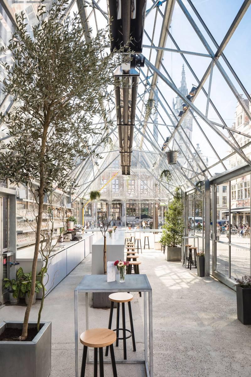 RAY - Feestzaal - Feestlocatie - Serre - Modern - Hip - Gent (Oost-Vlaanderen) - House of Events - 12
