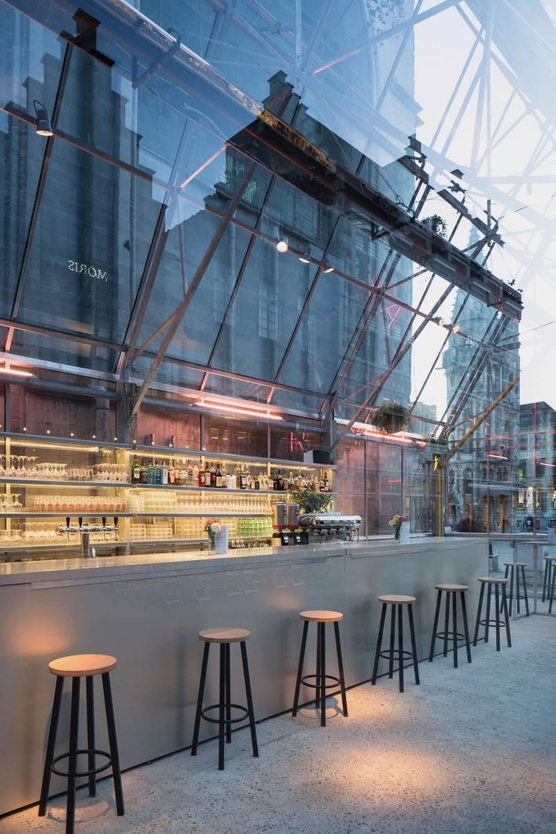 RAY - Feestzaal - Feestlocatie - Serre - Modern - Hip - Gent (Oost-Vlaanderen) - House of Events - 2