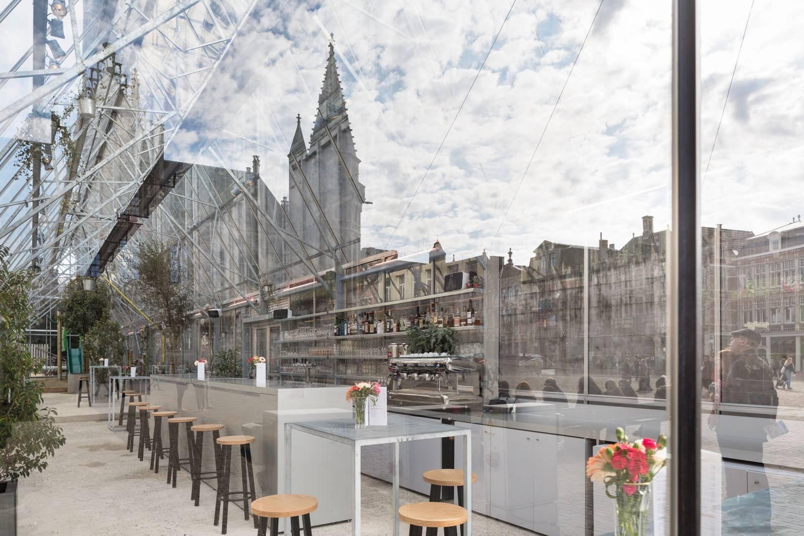 RAY - Feestzaal - Feestlocatie - Serre - Modern - Hip - Gent (Oost-Vlaanderen) - House of Events - 5