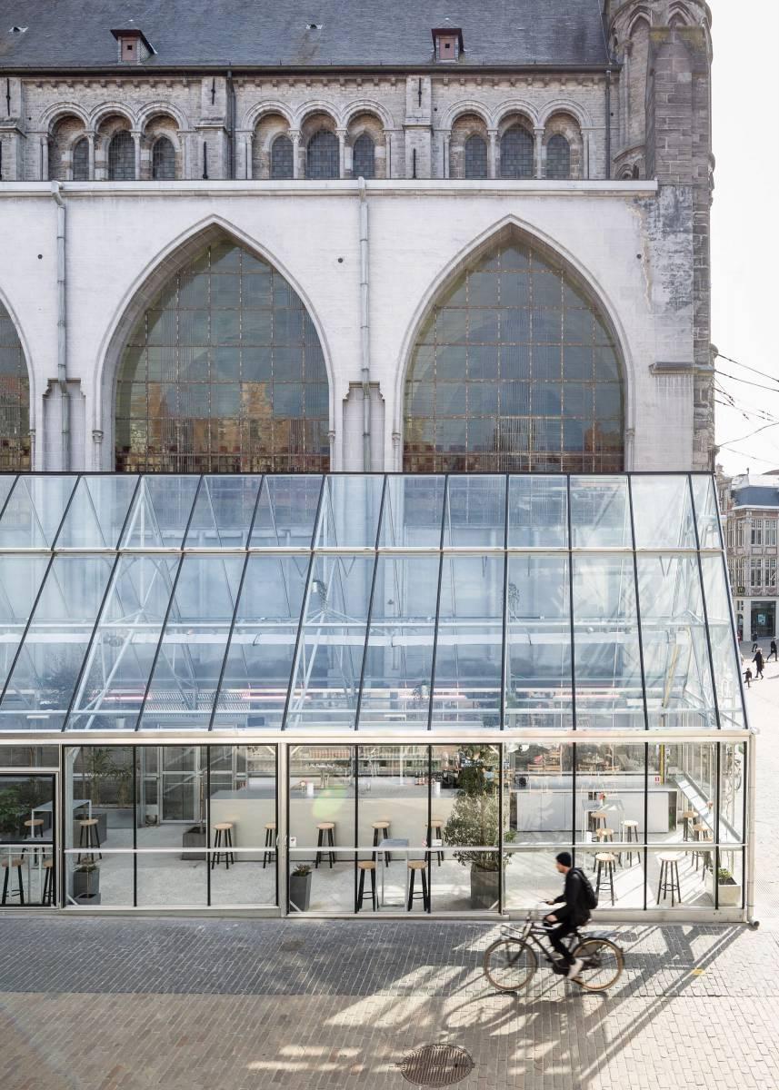 RAY - Feestzaal - Feestlocatie - Serre - Modern - Hip - Gent (Oost-Vlaanderen) - House of Events - 6