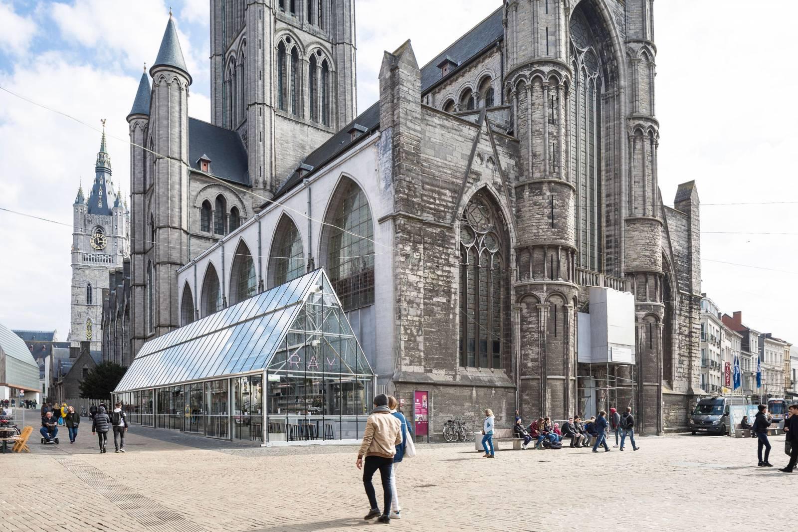 RAY - Feestzaal - Feestlocatie - Serre - Modern - Hip - Gent (Oost-Vlaanderen) - House of Events - 7