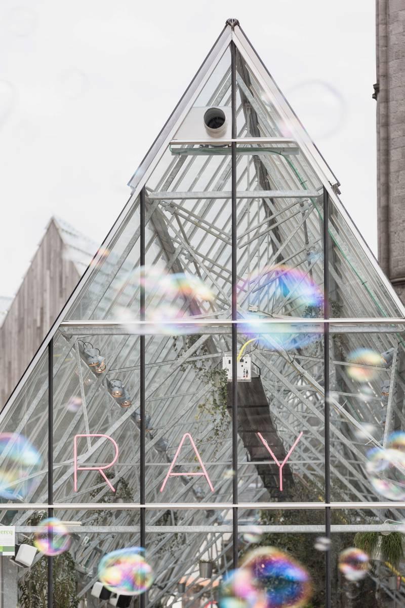 RAY - Feestzaal - Feestlocatie - Serre - Modern - Hip - Gent (Oost-Vlaanderen) - House of Events - 8