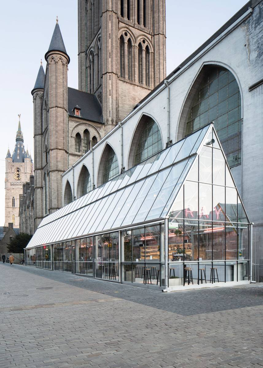 RAY - Feestzaal - Feestlocatie - Serre - Modern - Hip - Gent (Oost-Vlaanderen) - House of Events - 9