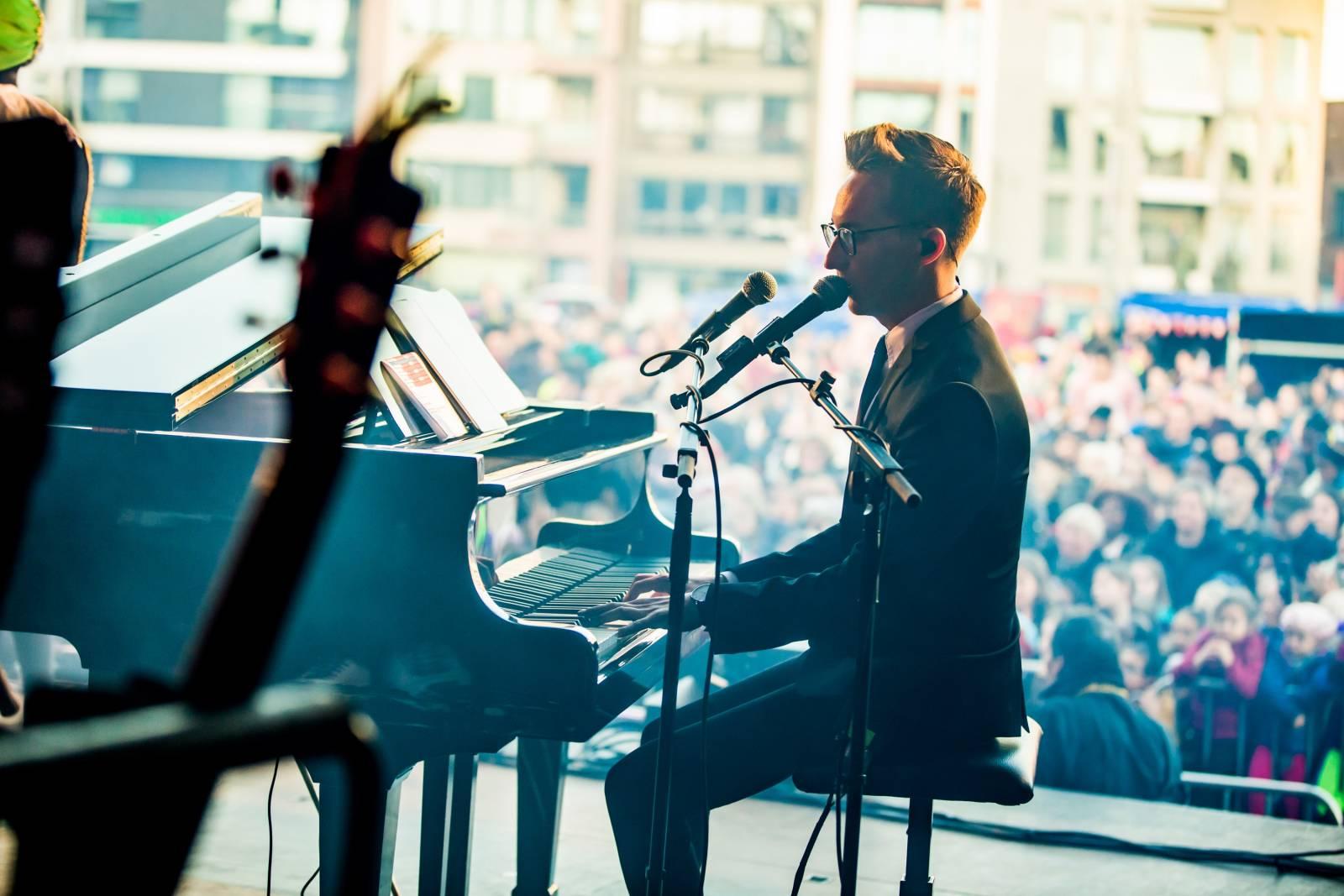 Sven Van den Wyngaert - Live Muziek - House of Events - 6