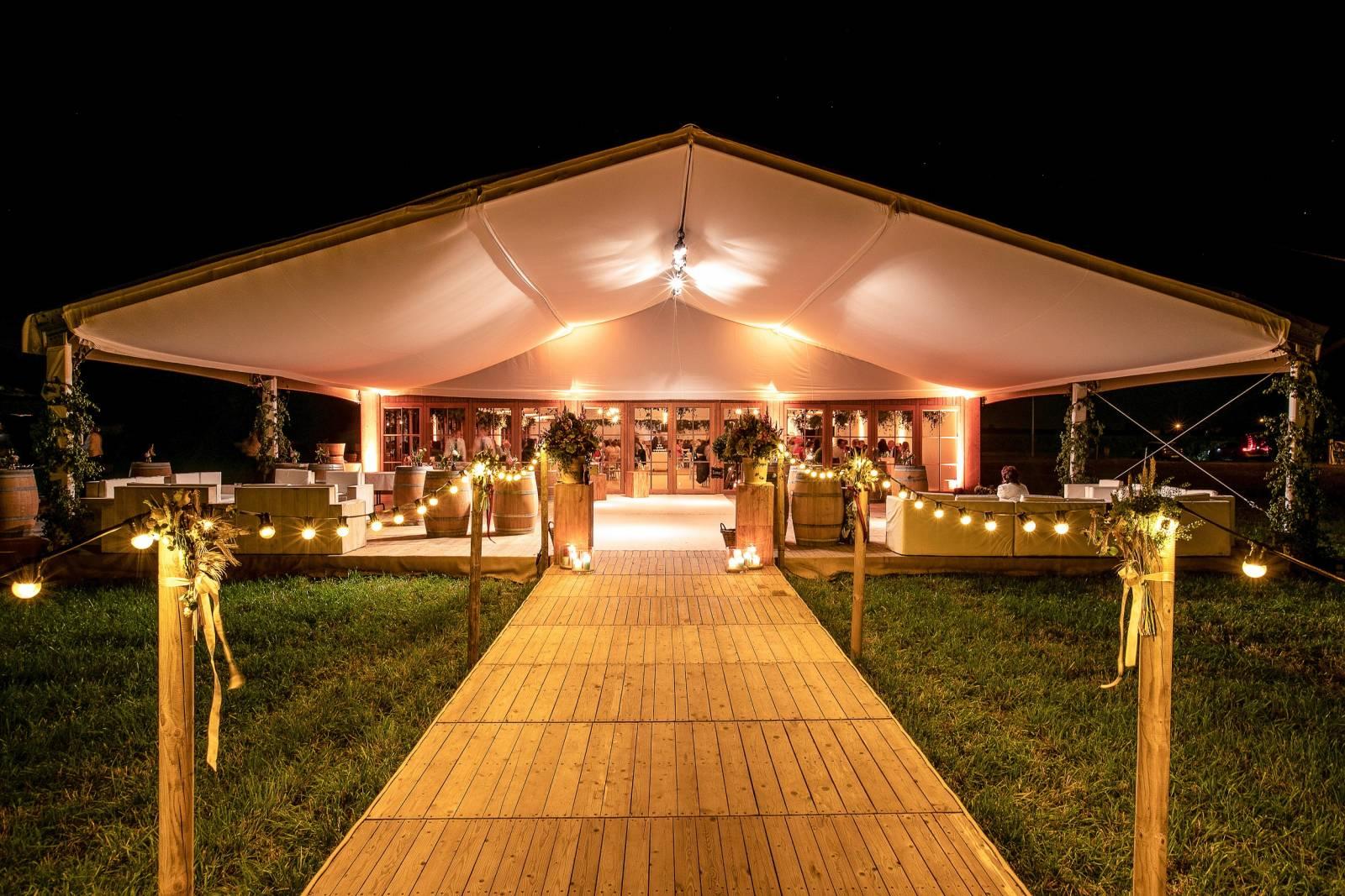 Tentmoment - Feesttent - Tent Event - Verhuur Tenten - Fotograaf Jurgen De Witte - House of Events - 27