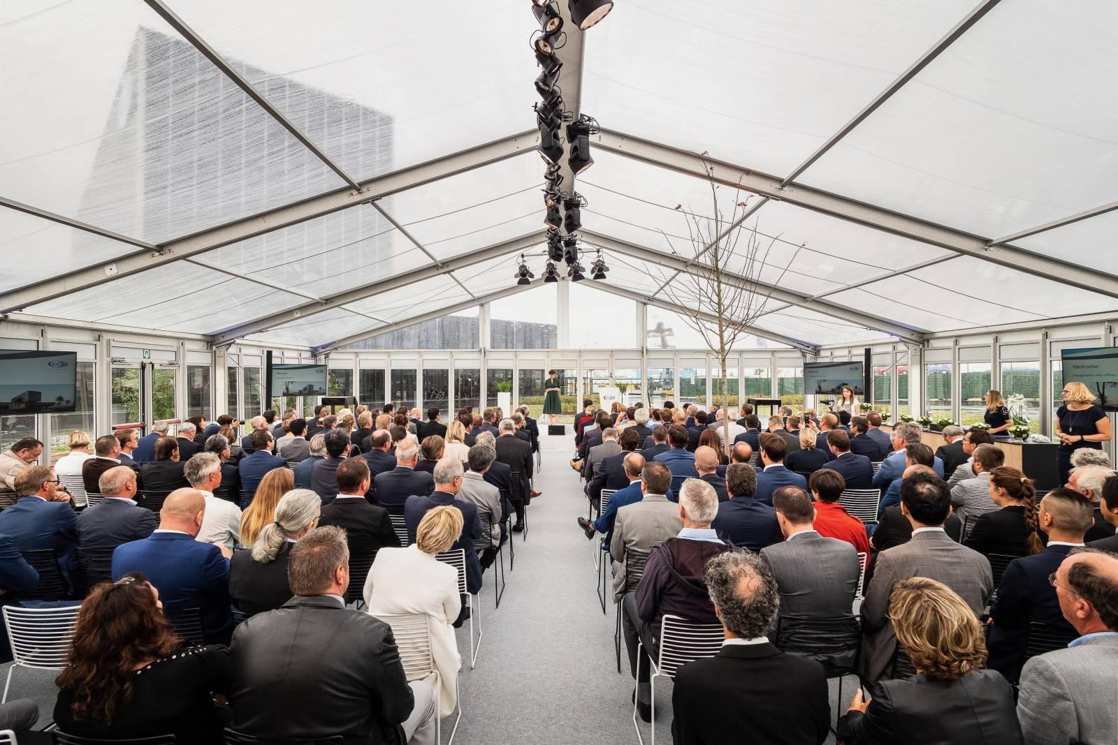 Tentmoment - Feesttent - Tent Event - Verhuur Tenten - Fotograaf Jurgen De Witte - House of Events - 32