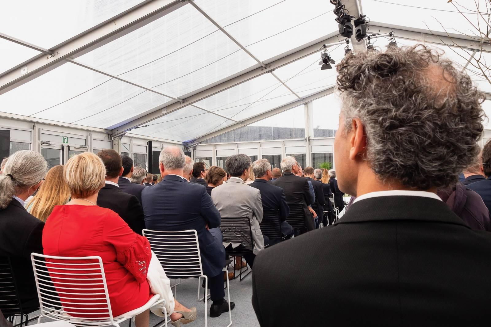 Tentmoment - Feesttent - Tent Event - Verhuur Tenten - Fotograaf Jurgen De Witte - House of Events - 33