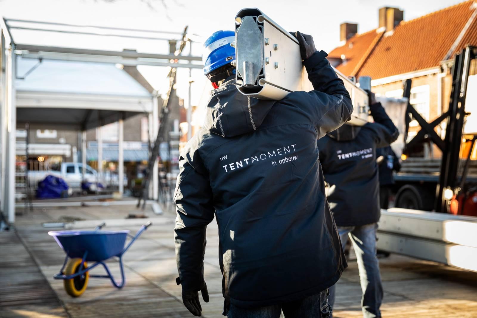 Tentmoment - Feesttent - Tent Event - Verhuur Tenten - Fotograaf Jurgen De Witte - House of Events - 35
