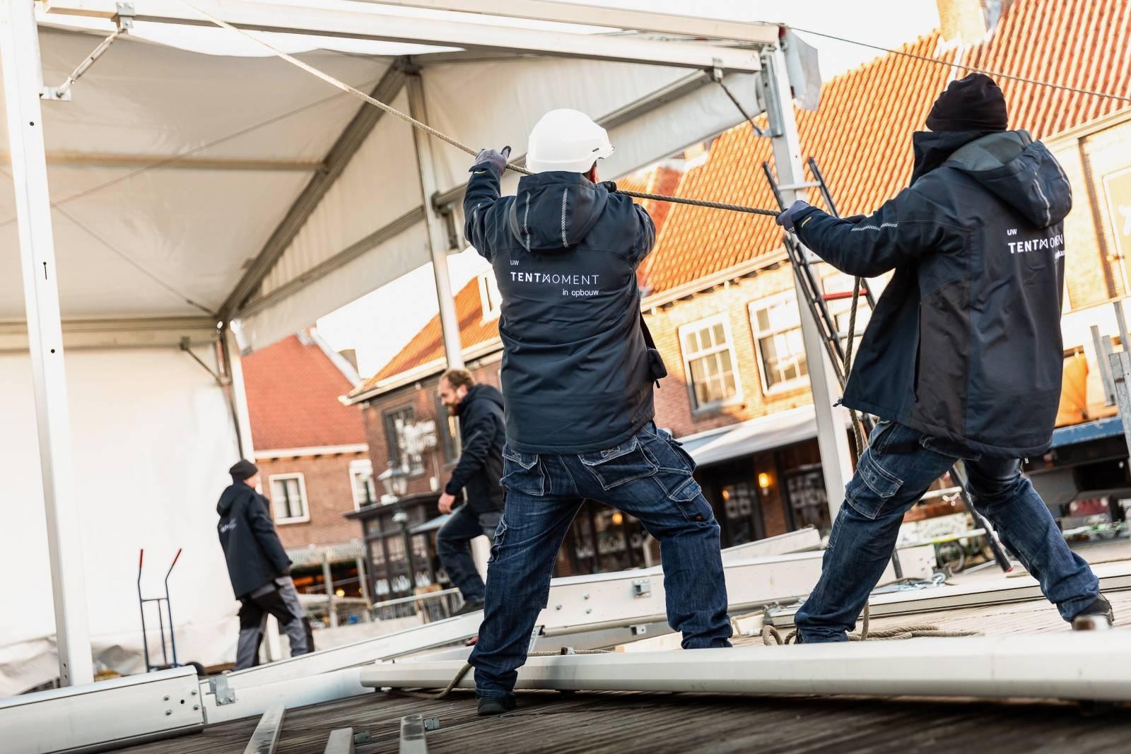 Tentmoment - Feesttent - Tent Event - Verhuur Tenten - Fotograaf Jurgen De Witte - House of Events - 37