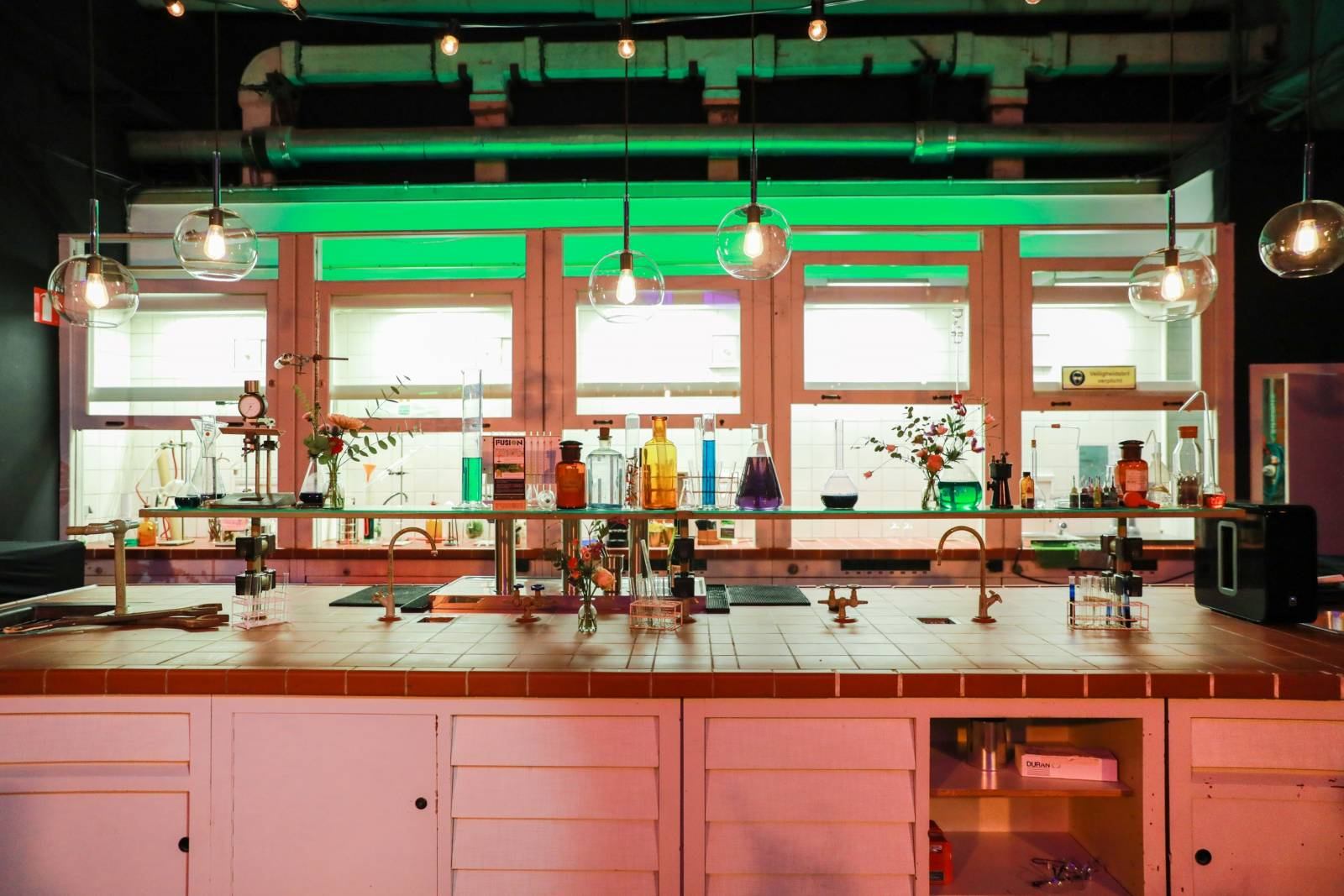 The Lab - Feestzaal - Feestlocatie - Huwelijk - Event - Feest - House of Weddings & House of Events - 39 (Custom)