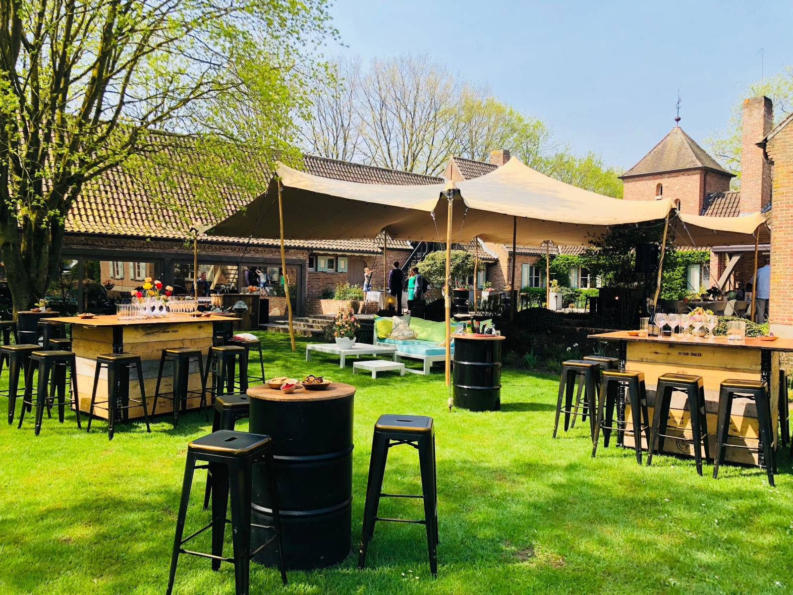 The Street Food Company - Foodtruck - Huwelijk - Event - Feest - House of Weddings & House of Events - 15