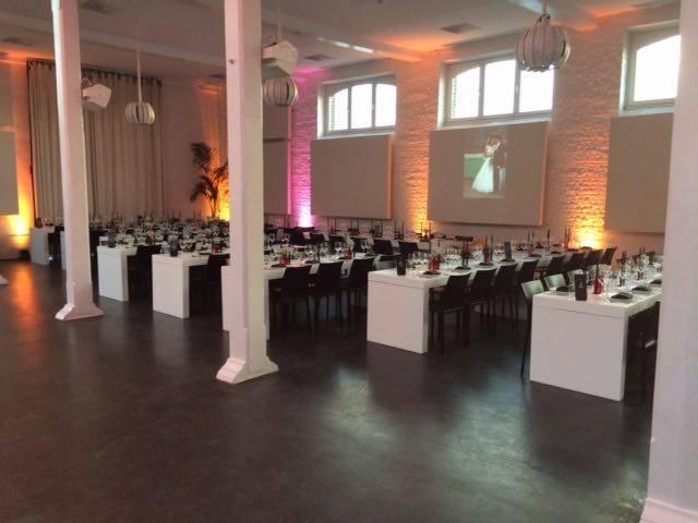 Zaal Lux - Feestzaal - Eventlocatie te Gent - House of Events - 17