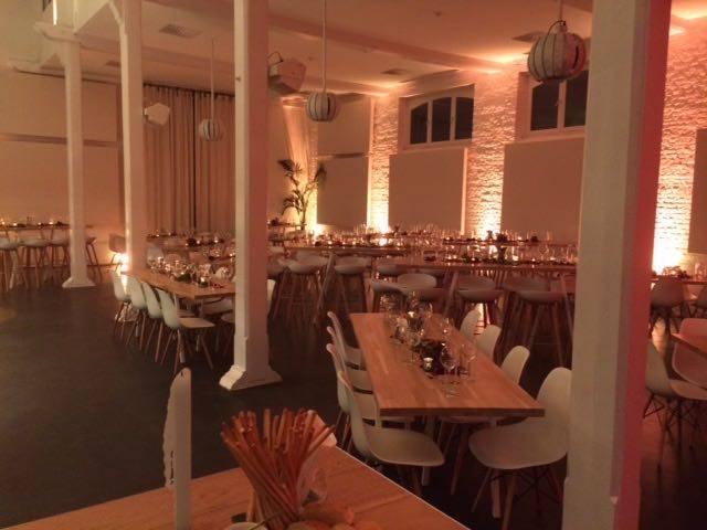 Zaal Lux - Feestzaal - Eventlocatie te Gent - House of Events - 18