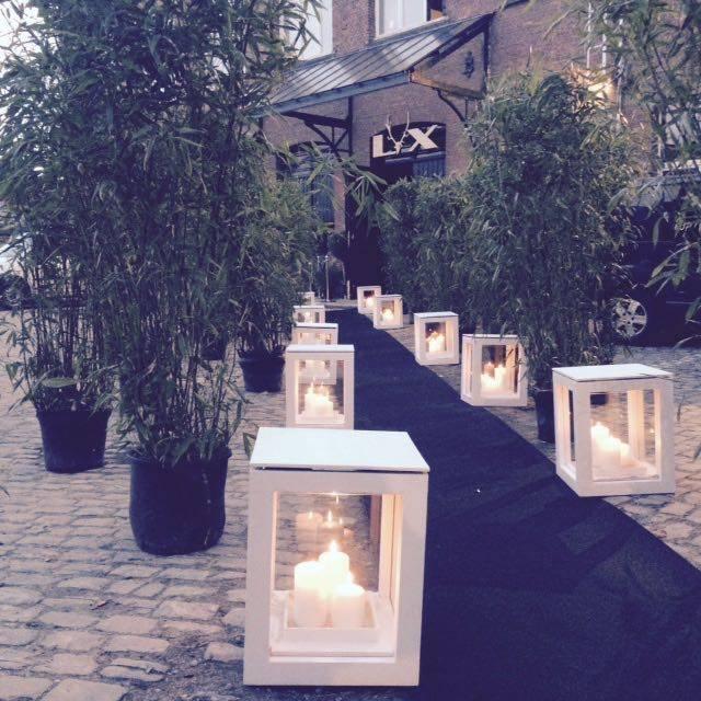Zaal Lux - Feestzaal - Eventlocatie te Gent - House of Events - 29